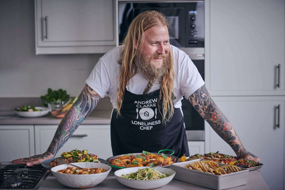 The Loneliness Chef who's cooking to combat social isolation