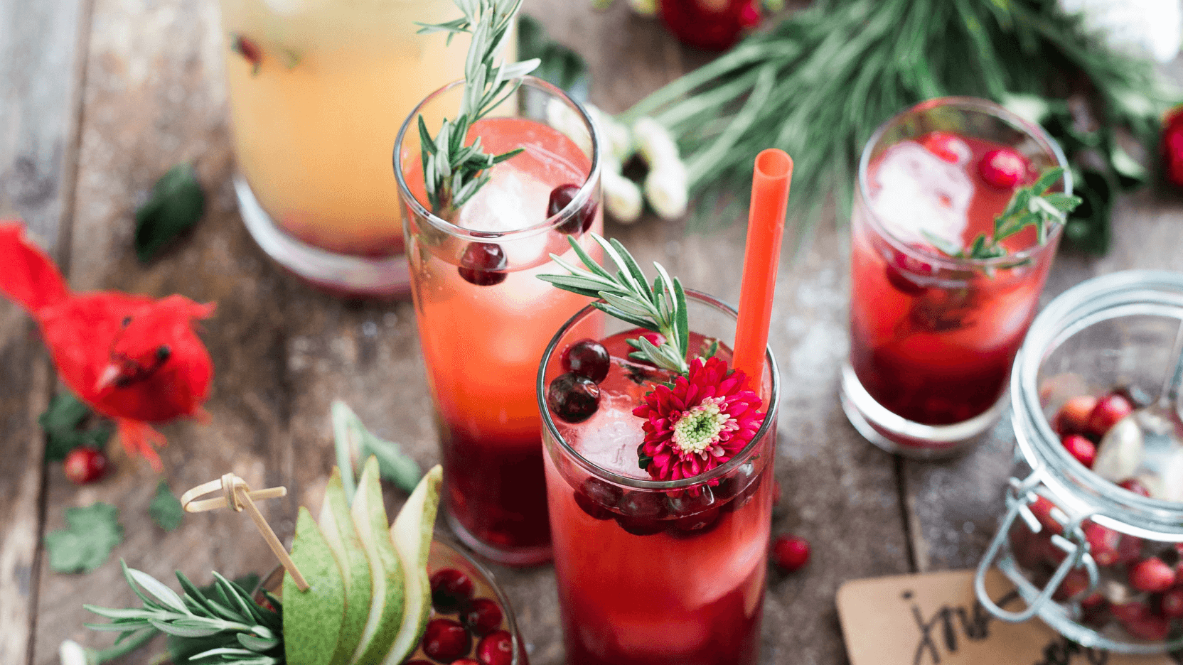 5 Christmas cocktails to try this month